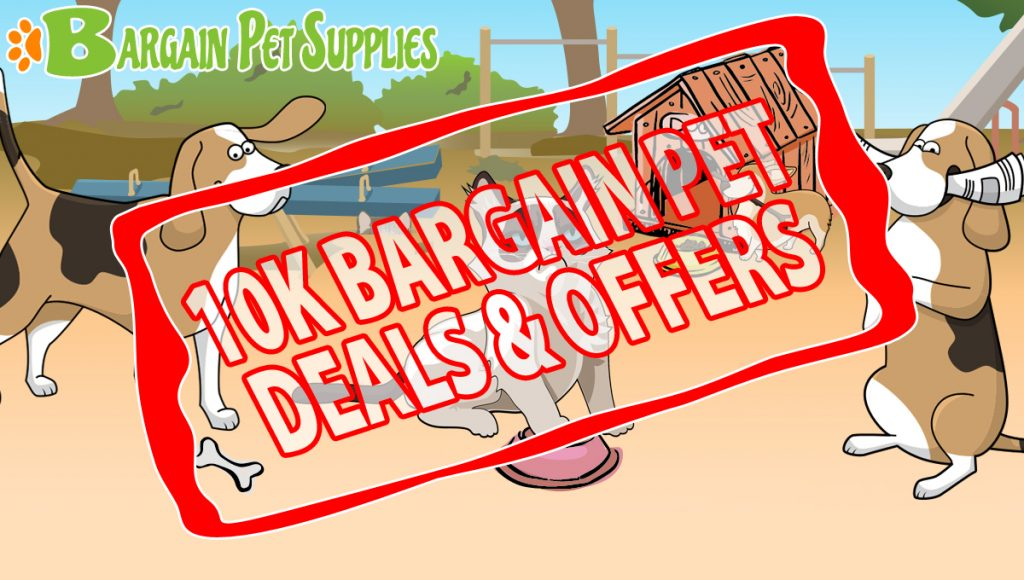 10k Pet Offer Bargains