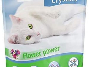 Tigerino Silicate Crystals Cat Litter 5 Litres