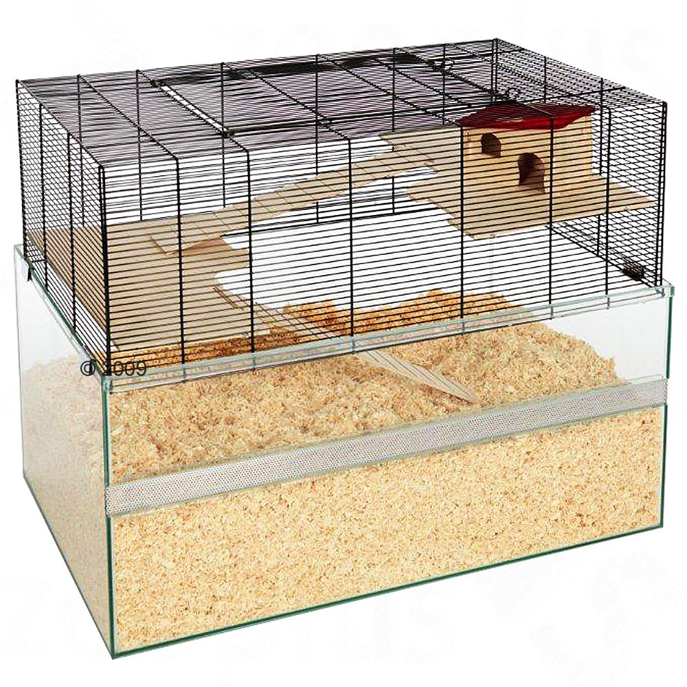 The Falco small pet cage is a modern practical little home for hamsters mice gerbils rats and other small pets