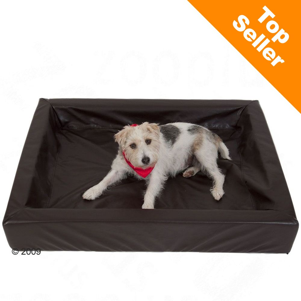 Your dog will be in seventh heaven when it snuggles into its bed with the Orthopaedic DOGinBED
