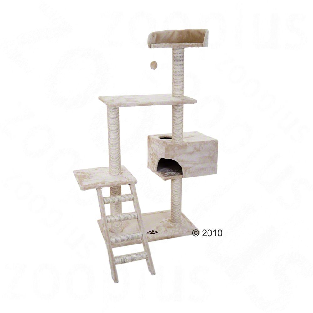 Filou XXL Cat Tree combines climbing competitions at breath-taking heights with cosy hours of rest