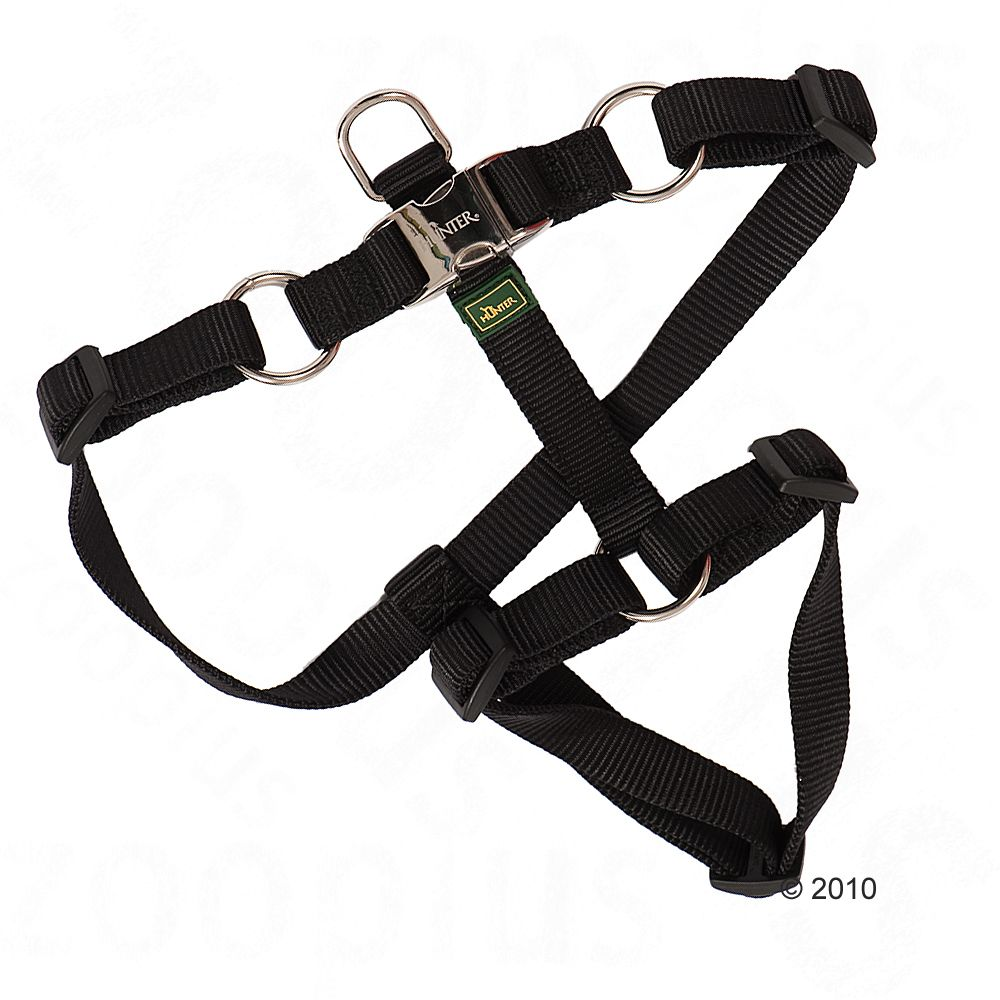 Hunter dog harnesses are very comfortable for your dog and easy to use
