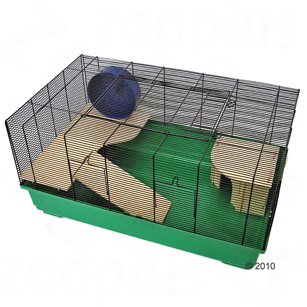 Pet Cage Barney with its small mesh size is ideal for the smallest of pets such as hamsters mice and dwarf hamsters