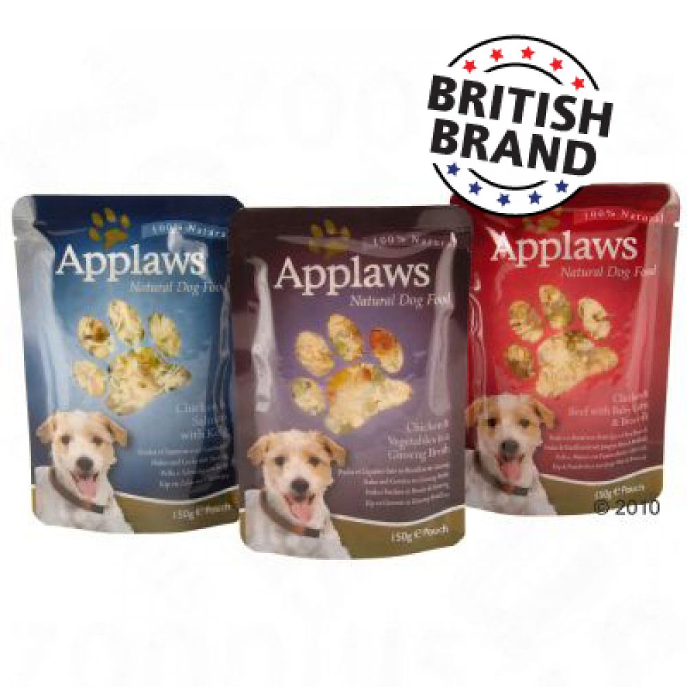 Applaws is dog food made from natural premium ingredients in lots of tasty variations