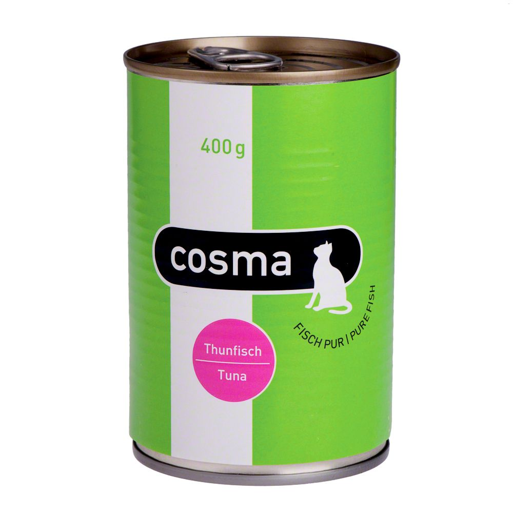 Cosma Original is a high-quality wet food for adult cats