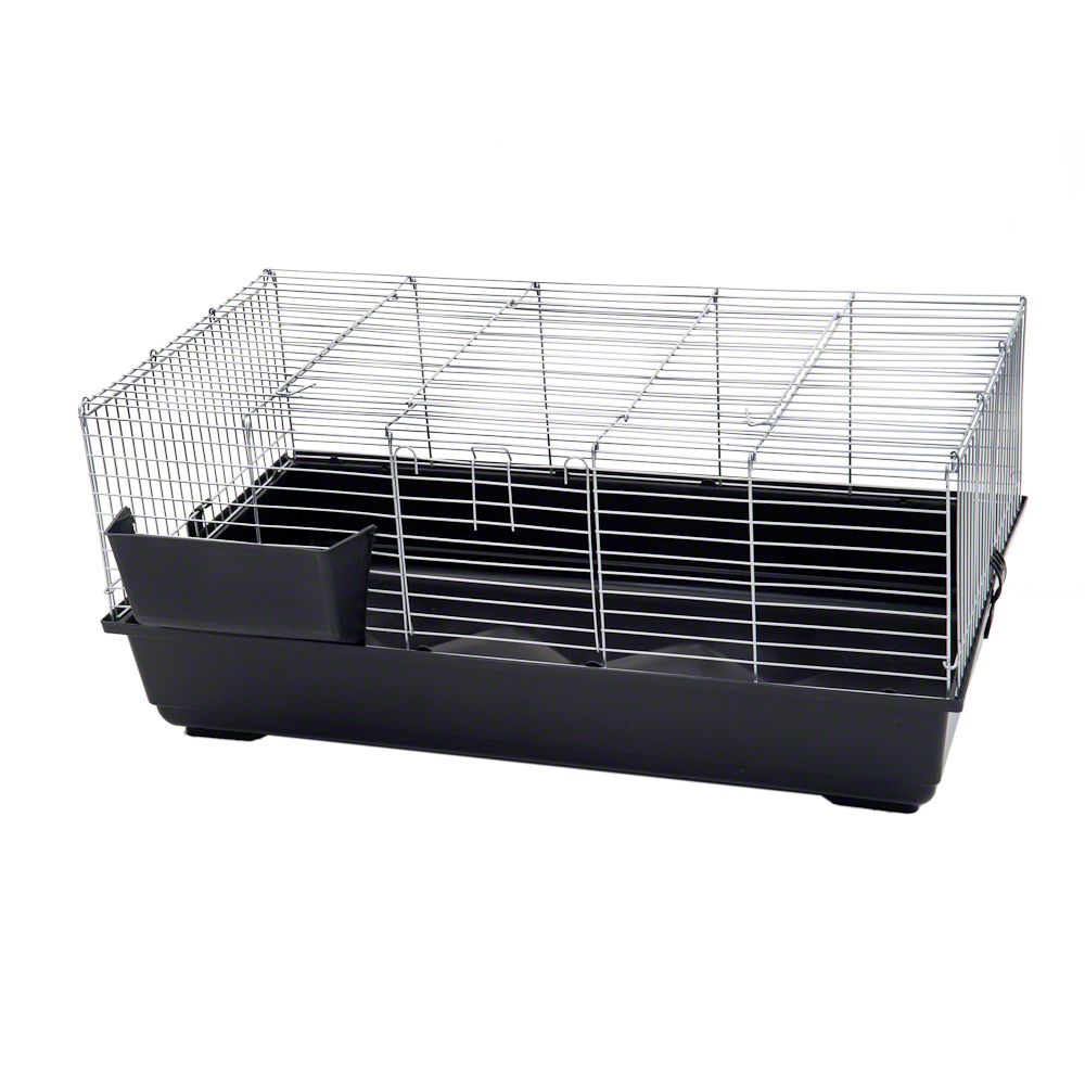 The Basic rabbit & guinea pig cage is an excellent piece of basic equipment and provides a spacious home for your rabbit or guinea pig