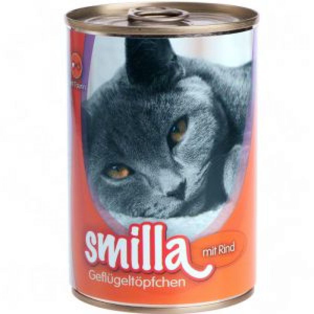Smilla Poultry Pots with natural choice ingredients such as beef poultry hearts lamb or fish