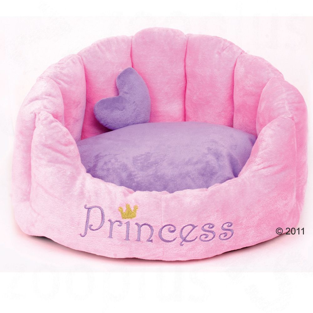 This gorgeous snuggle bed is a dream in pink and perfect for cats and small dogs