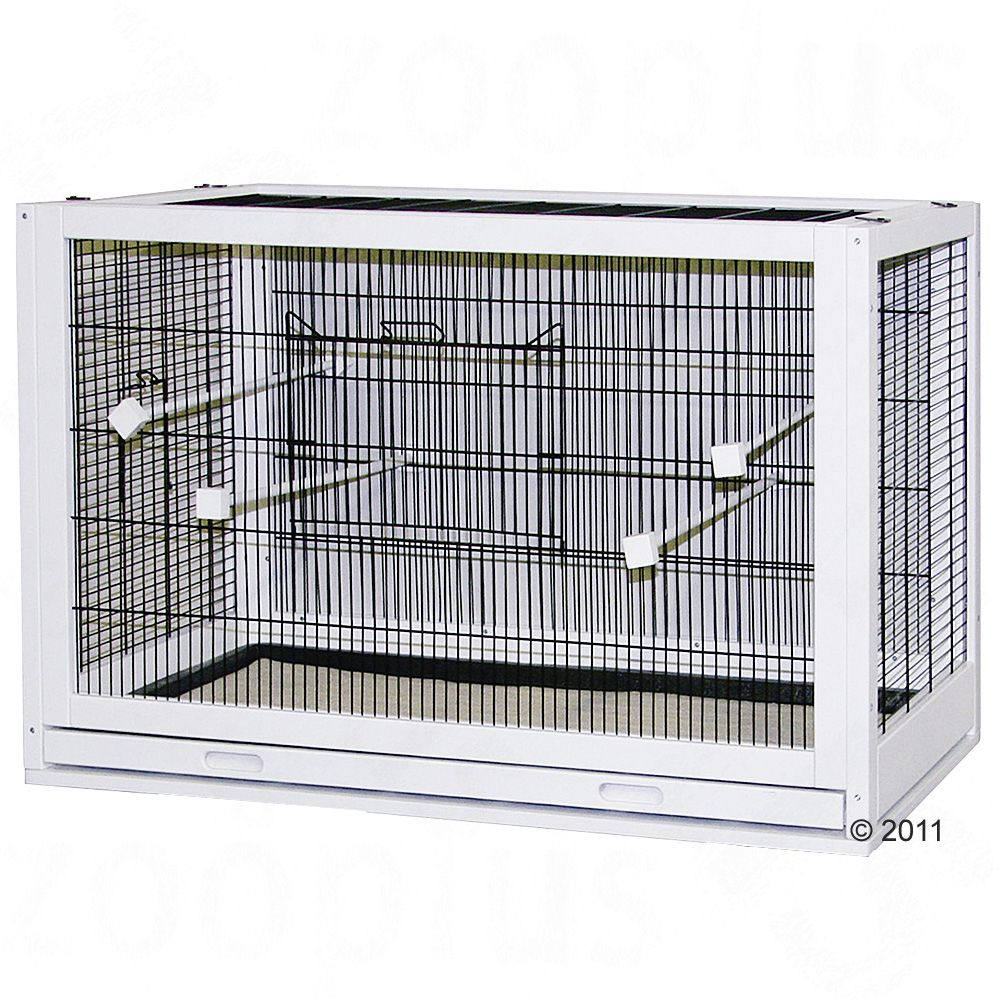 Fips bird cage makes a very spacious home for your feathered friend