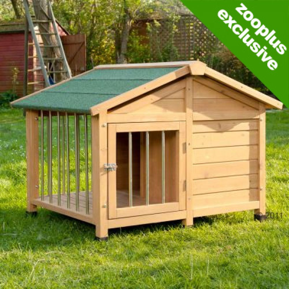 Dog Kennel Sylvan Special is the ideal kennel if you need to leave your dog on his own for short times and don