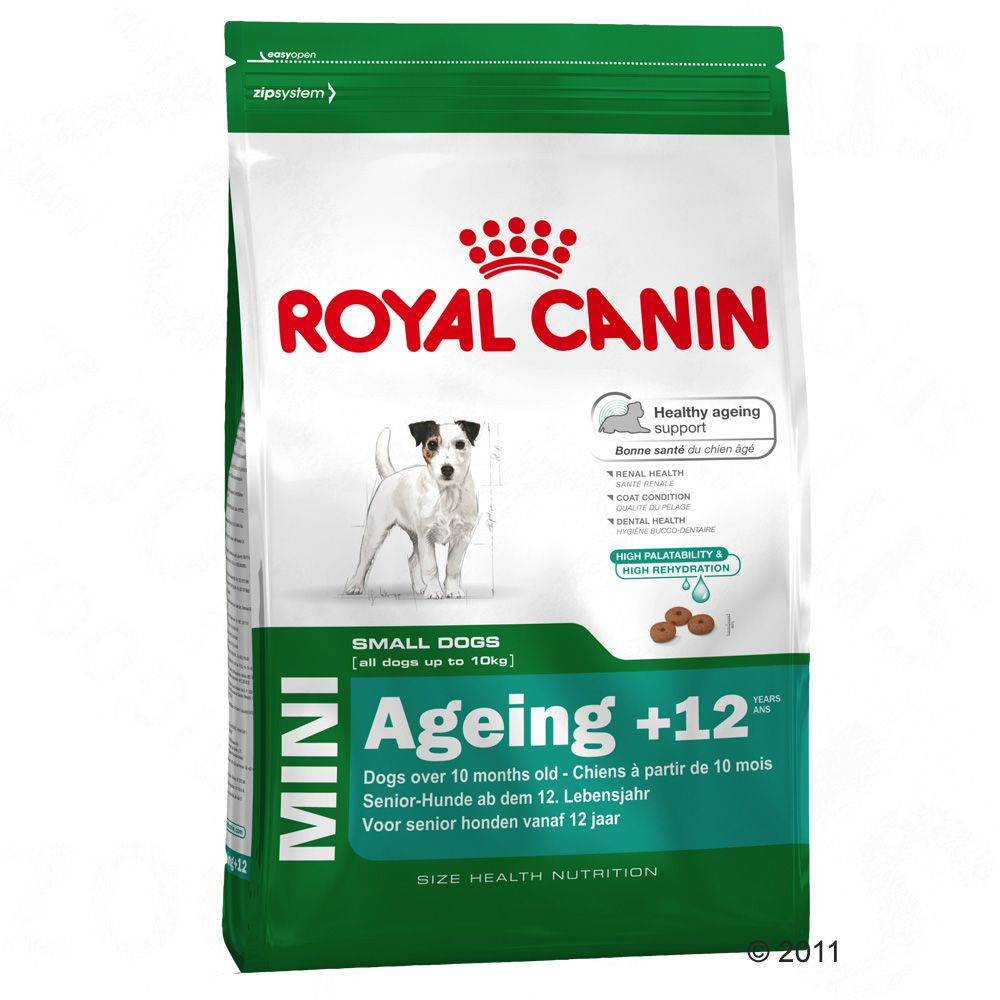 Royal Canin Mini Ageing for Small dogs of 12 years or more