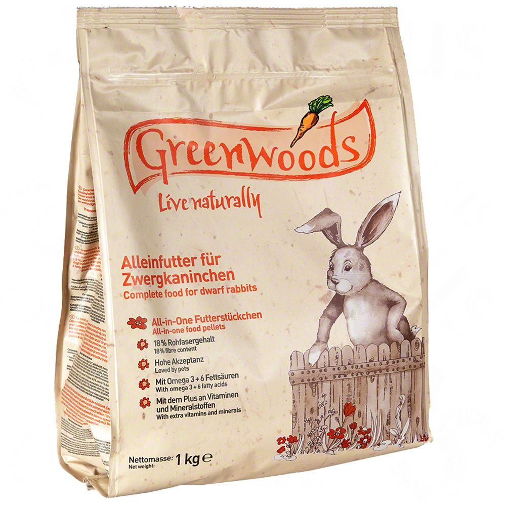 Spoil your rabbit with this innovative species appropriate premium feed