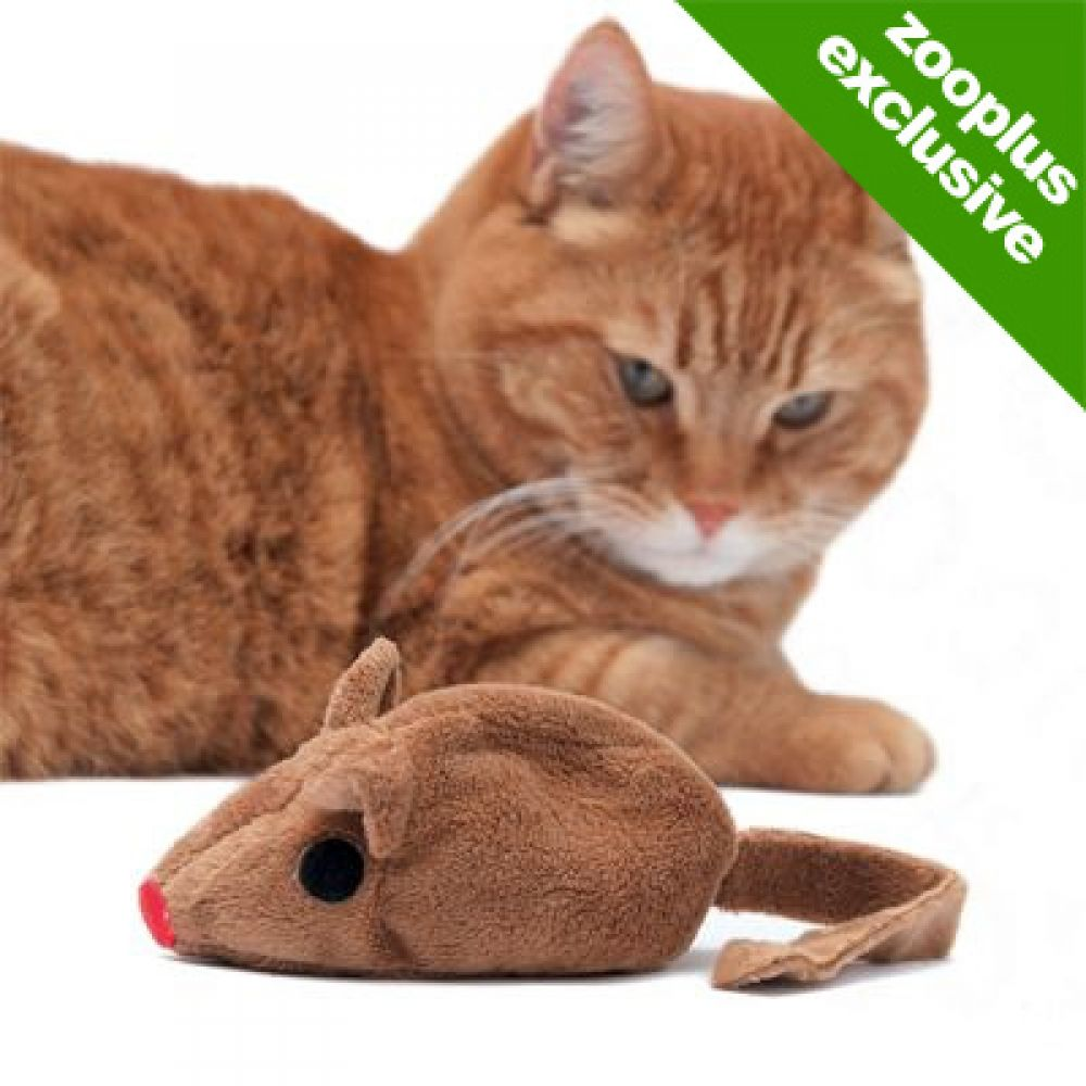 Your cat will adore this cute little herbal mouse