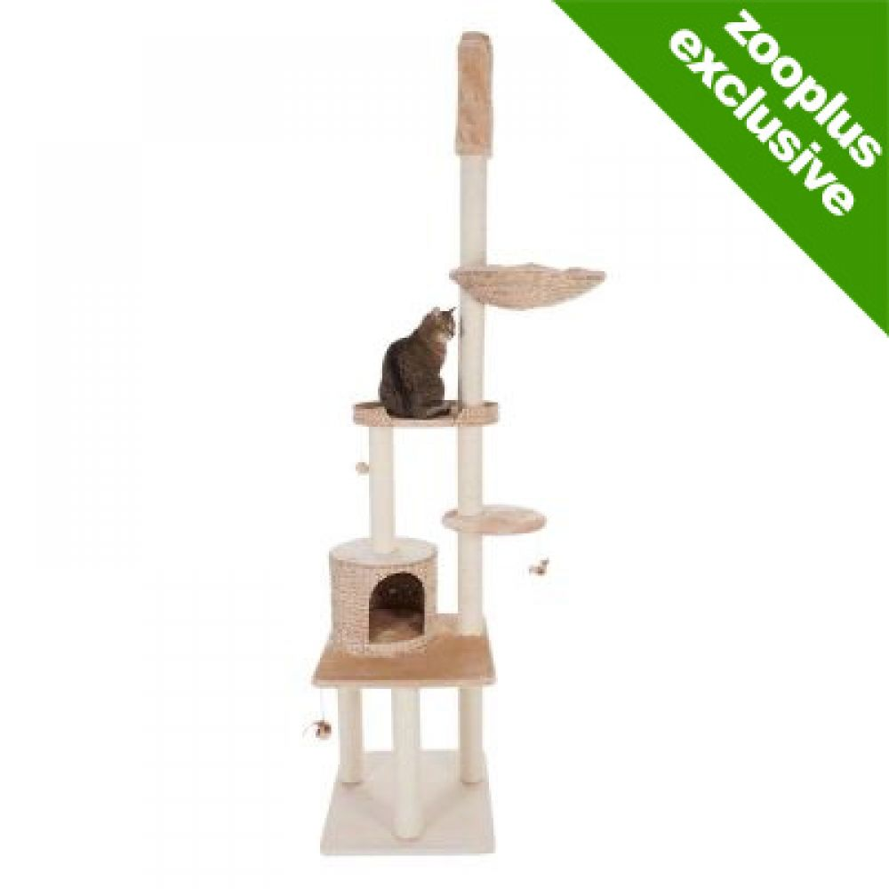 The Natural Home V Cat Tree is just the place for all cats who want to go up in the world