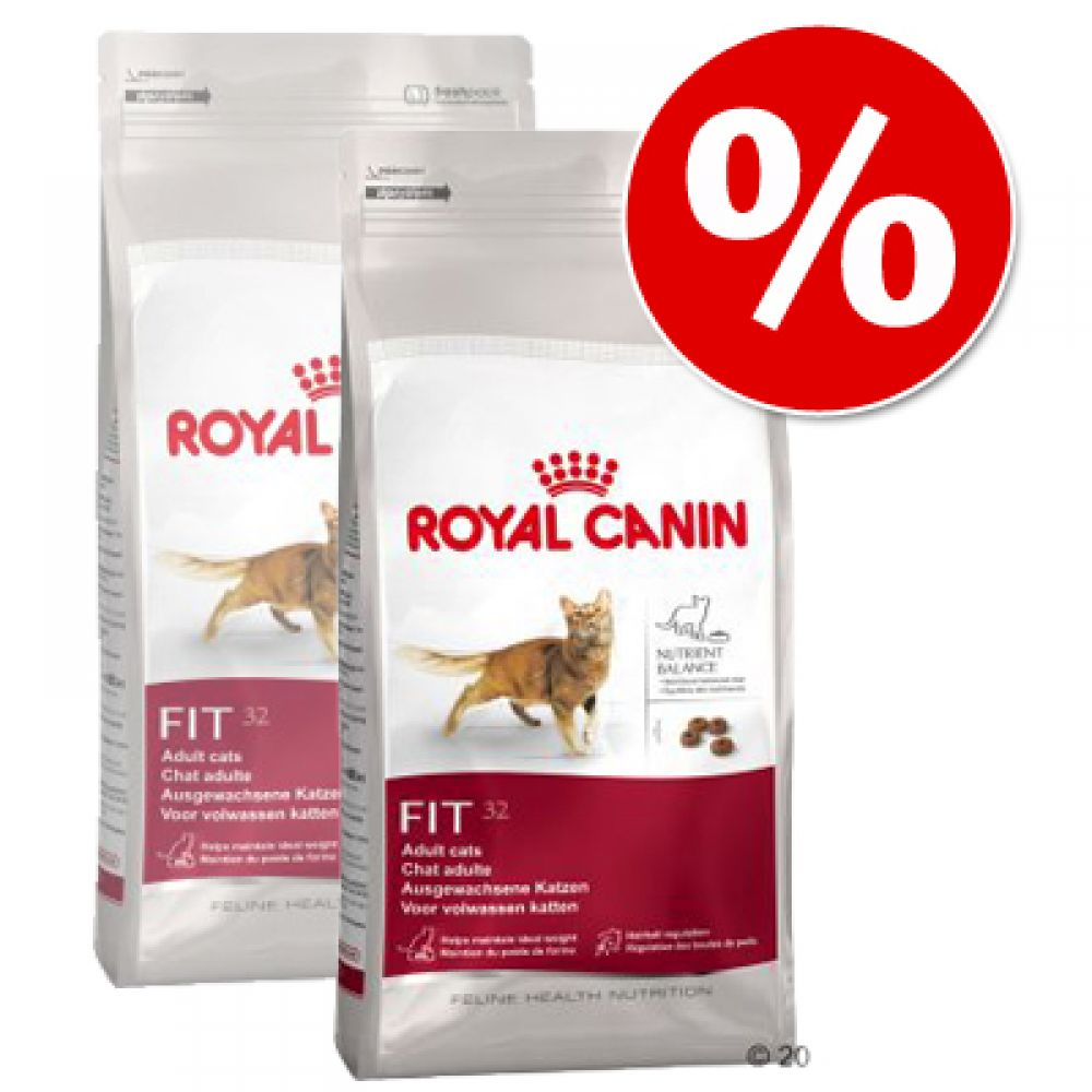 Royal Canin Fit 32 cat food is specially developed for cats who have limited and occasional access to the outside but spend most of the time indoors