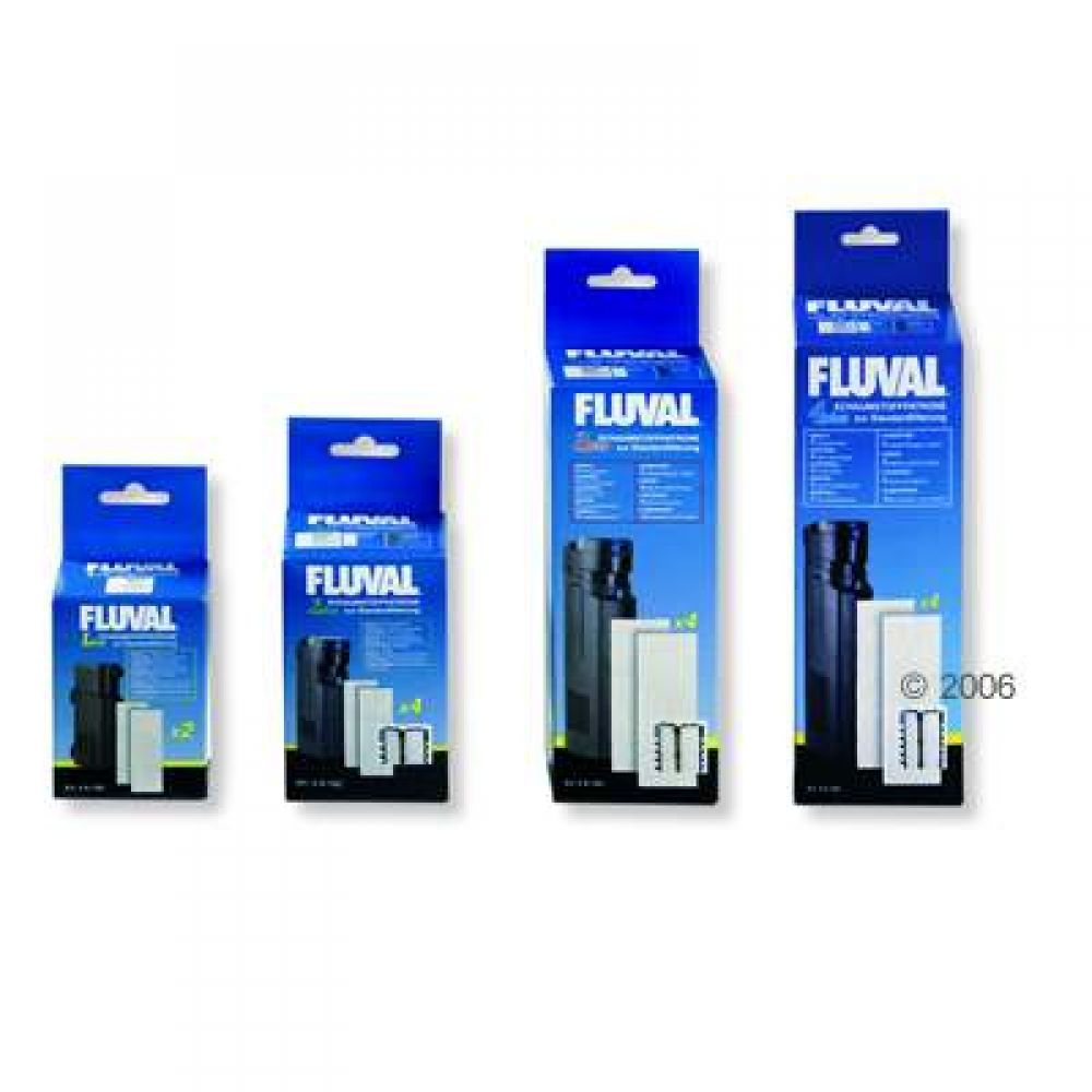 For an efficient mechanical filtration of dirt particles For removing big and medium-sized particles and waste materials To maintain longer dwell times Prevents fast filter blockage For long term application Suitable for Hagen Fluval Internal Filter You can find more information on Hagen Fluval Internal Filter in our shop under Aquarium Filters and Pumps.