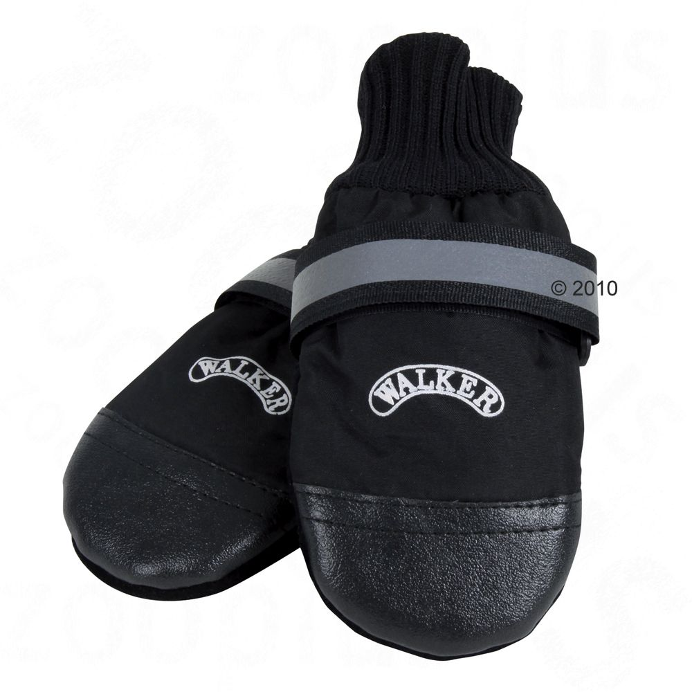 Offer your dog optimal protection on any surface and in any weather with Walker Professional Dog Protection Boots made of durable water-resistant nylon