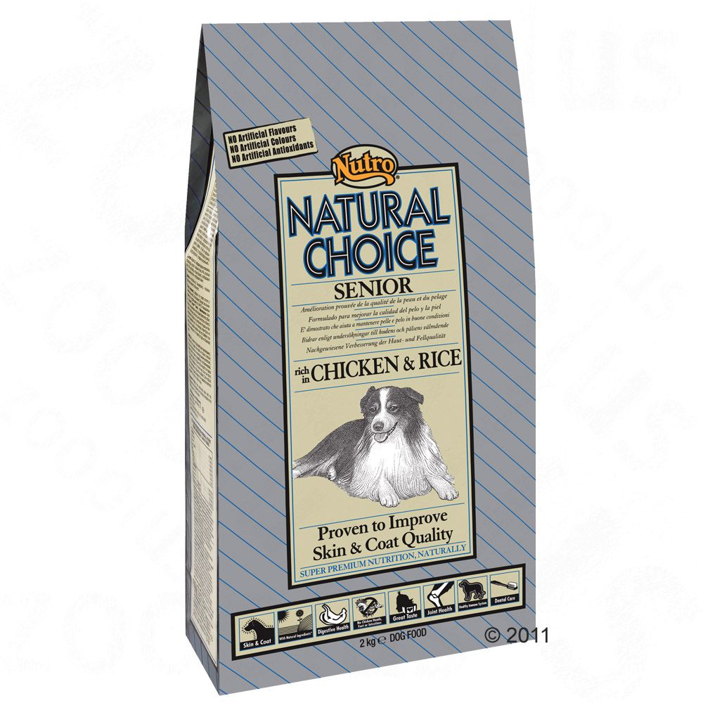As dogs age their nutritional requirements slowly change