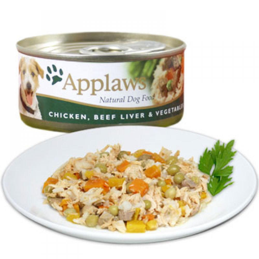 Applaws dog food is a 100% natural dog food made entirely of premium natural ingredients