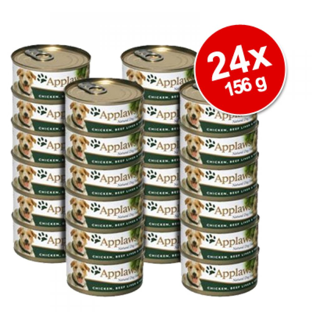 With the Applaws Dog Food Value Pack you can please your pet and your pocketbook