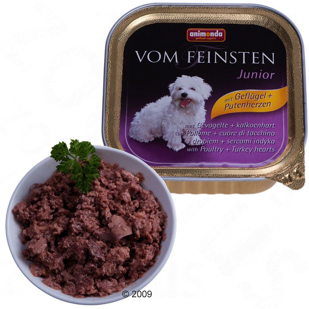 Animonda vom Feinsten Junior dog food