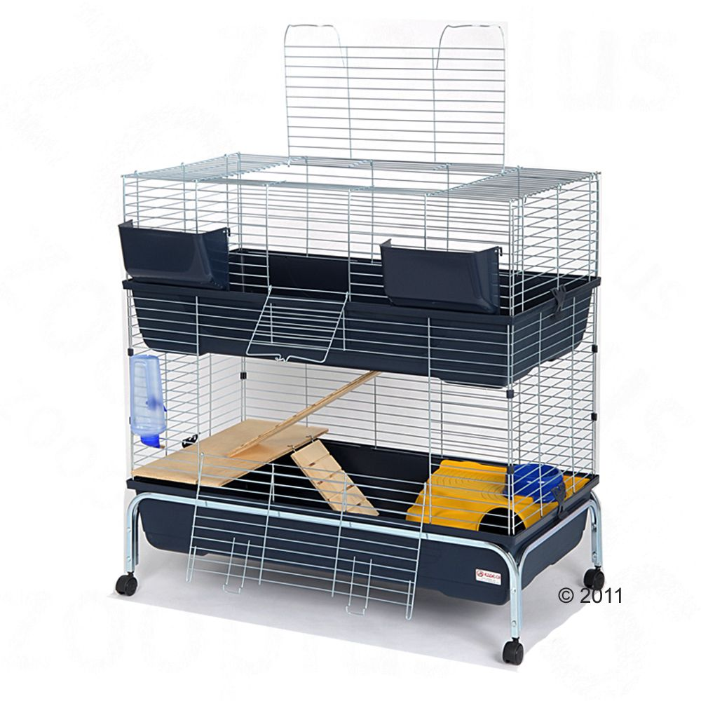 Give your darling a fantastic new home with this large and spacious cage