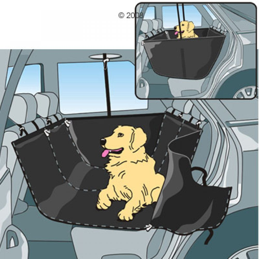 With the Allside Dog Car Seat Cover nothing can go wrong