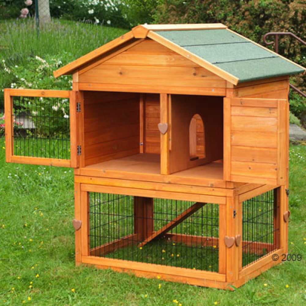 Outback Variable Hutch & Run Set for Pets