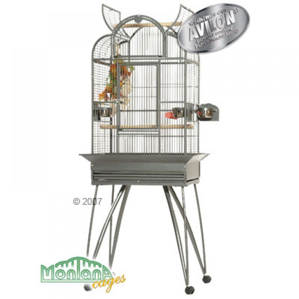 This bird home model from Montana is a great eye-catcher in any home