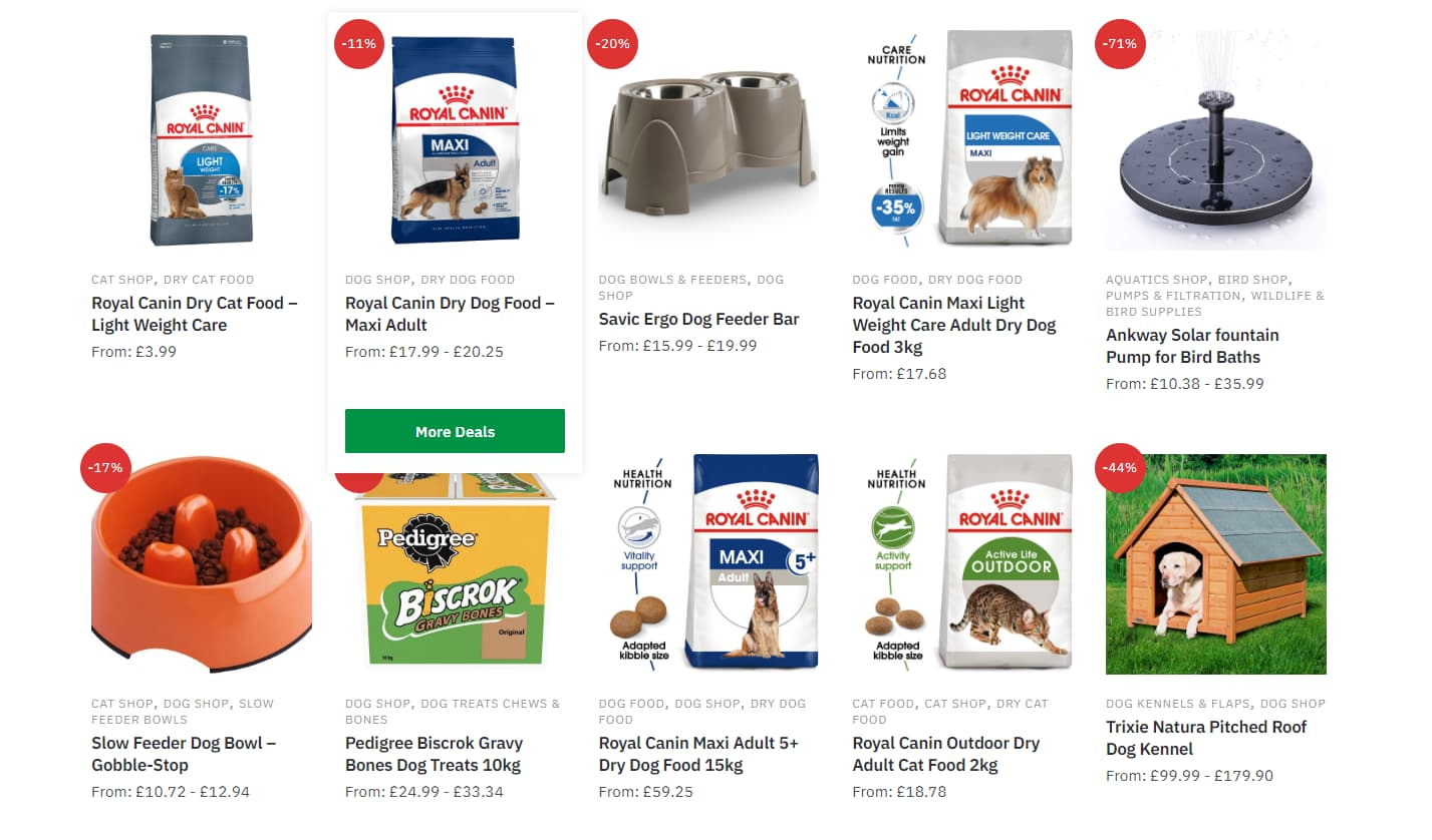 Bargain Pet Supplies