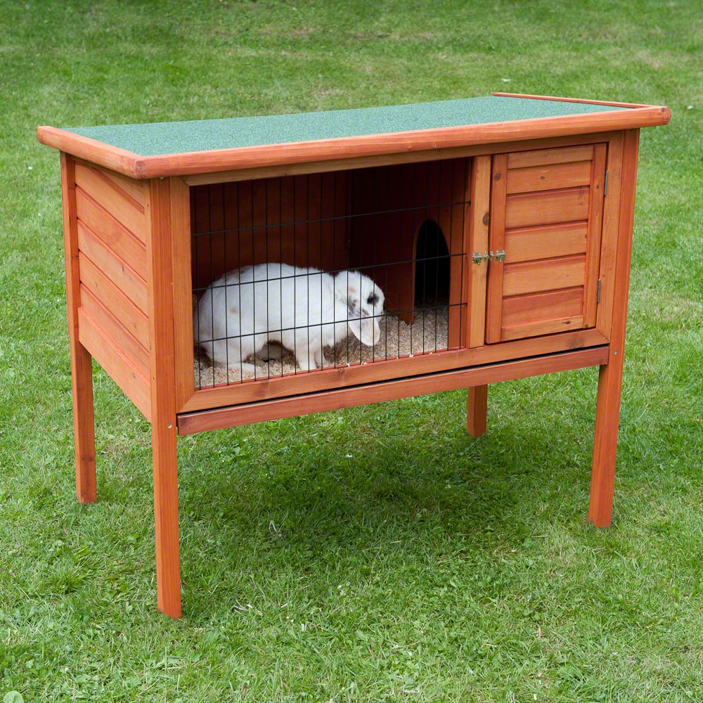 The Outback Classic Hutch hutch for small pets living outdoors