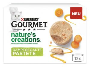 12 x 85g Gourmet Nature's Creations Pate Wet Cat Food - 20% OFF!