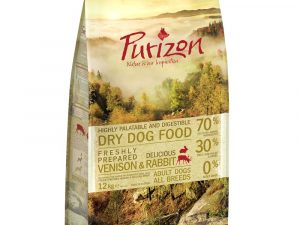 12kg Chicken & Fish Large Breed Puppy Grain Free Purizon Dry Dog Food