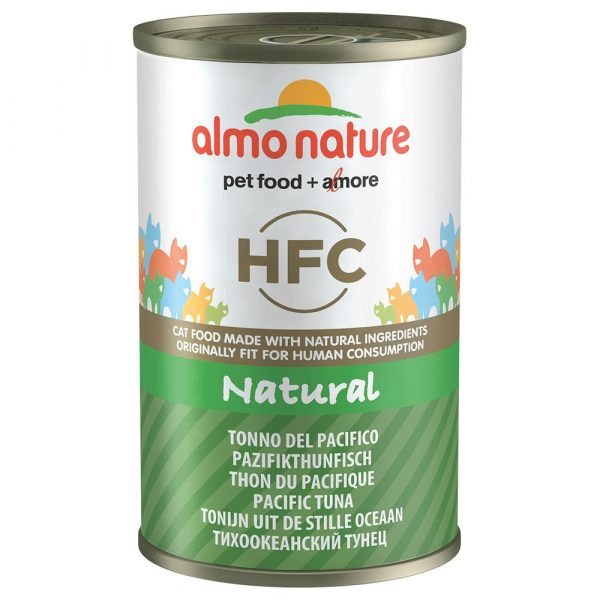 12x140g Tuna & Chicken Saver Pack Almo Nature Classic Wet Cat Food