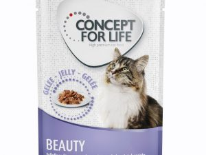 12x85g Jelly Beauty Concept for Life Wet Cat Food