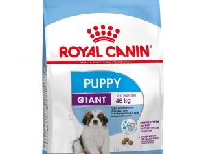 15kg Giant Puppy Royal Canin Dry Dog Food