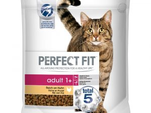 2.8kg Perfect Fit Chicken Adult Dry Cat Food