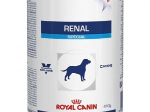 24x410g Renal Special Royal Canin Veterinary Diet Wet Dog Food
