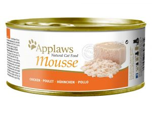 24x70g Tuna Mousse Applaws Wet Cat Food