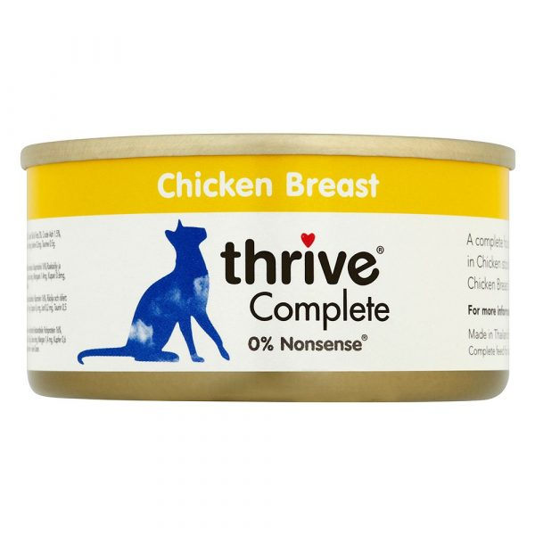 24x75g Mixed Pack thrive Complete Wet Cat Food