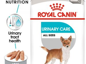 24x85g Urinary Care Wet Care Nutrition Royal Canin Wet Dog Food