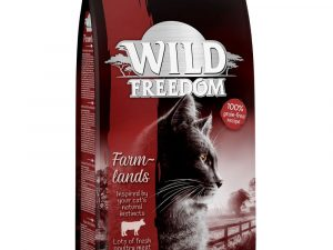 2kg Wild Freedom Dry Cat Food + 6 x 200g Wet Food Free!* - Adult Cold River - Salmon (2kg)