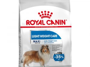 2x10kg Maxi Light Weight Care Royal Canin Dry Dog Food