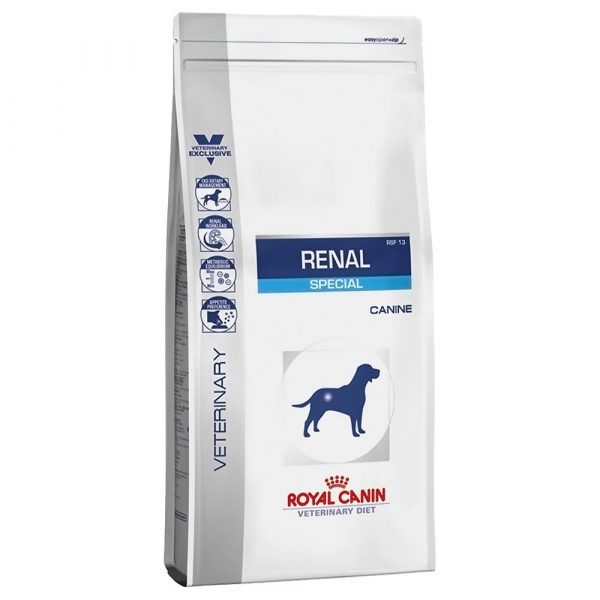 2x10kg Renal Special Royal Canin Veterinary Dry Dog Food