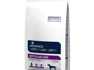 2x12kg Articular Care Advance Veterinary Diets Dry Dog Food