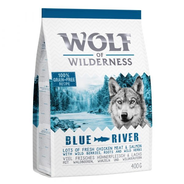 350g Chicken Wide Acres Soft Adult Wolf of Wilderness Dry Dog Food