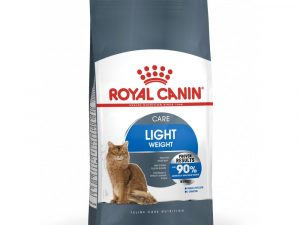 3kg Light Weight Care Royal Canin Dry Cat Food