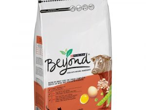 3x1.4kg Beef with Whole Barley Purina Beyond Adult Dry Cat Food