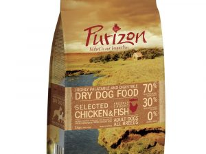 3x1kg Adult Mixed Trial Pack Purizon Dry Dog Food
