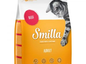 3x4kg Smilla Adult Dry Food Mixed Trial Pack
